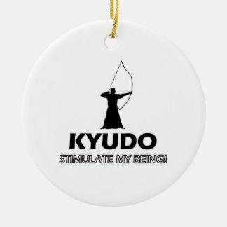 diseño de Kyudo del funn Ornamentos Para Reyes Magos