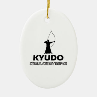 diseño de Kyudo del funn Adornos De Navidad
