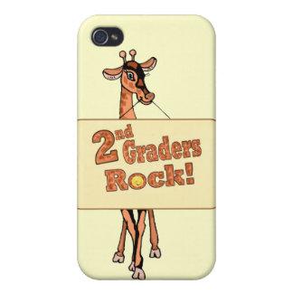 """Diseño de la """"2da roca de los graduadores"""" de la j iPhone 4/4S fundas"""