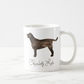 Diseño de la acuarela del laboratorio del taza de café