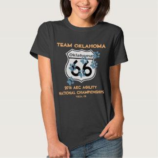 Diseño de la agilidad de Oklahoma del equipo para Camisas