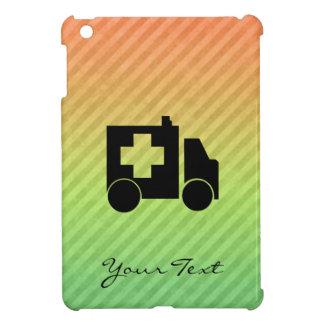 Diseño de la ambulancia iPad mini coberturas