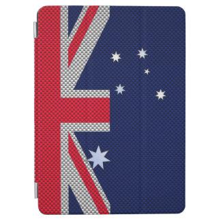 Diseño de la bandera de Australia en la decoración Cubierta De iPad Air