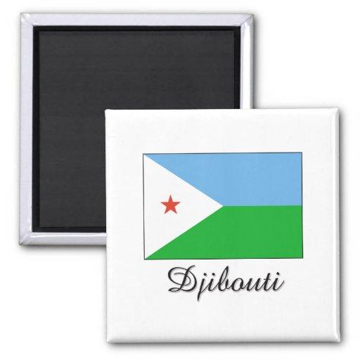 Diseño de la bandera de Djibouti Imán