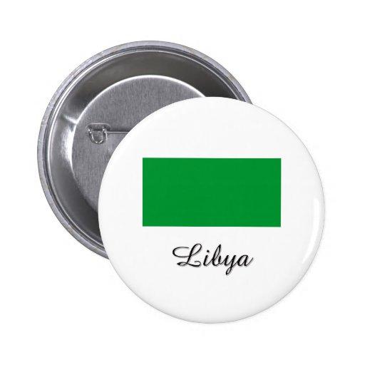 Diseño de la bandera de Libia Pin