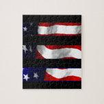 Diseño de la bandera de Vanwinkle Puzzles