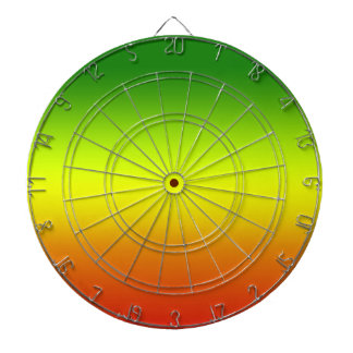 Diseño de la bandera del arco iris del reggae