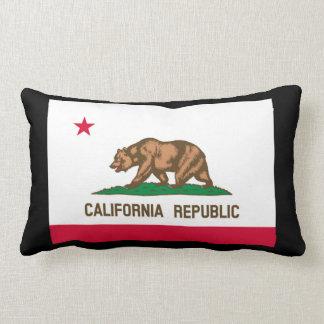 Diseño de la bandera del estado de California Almohadas