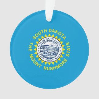 Diseño de la bandera del estado de Dakota del Sur