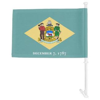 Diseño de la bandera del estado de Delaware