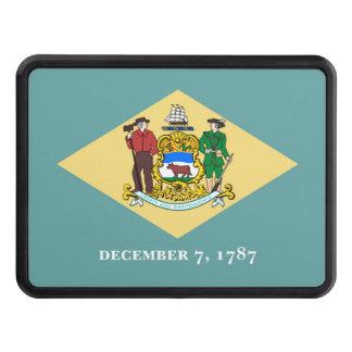 Diseño de la bandera del estado de Delaware Tapa De Remolque