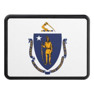 Diseño de la bandera del estado de Massachusetts Tapa De Remolque