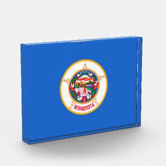 Diseño de la bandera del estado de Minnesota