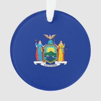 Diseño de la bandera del Estado de Nuevo York