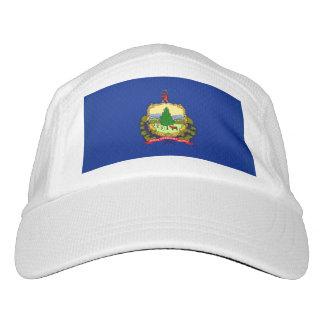 Diseño de la bandera del estado de Vermont Gorras De Alto Rendimiento