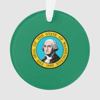 Diseño de la bandera del estado de Washington
