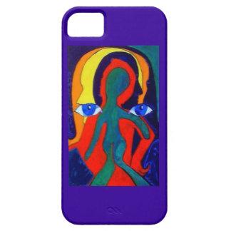 Diseño de la CAJA de los AZULES de BEBÉ IPHONE5 iPhone 5 Carcasas