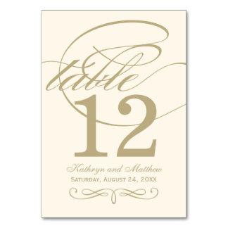 Diseño de la caligrafía del oro de la tarjeta el |