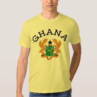 Diseño de la camisa de Ghana