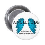 Diseño de la camiseta de Angeltude (actitud) Pins