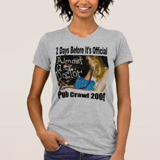 diseño de la camiseta del arrastre de pub poleras