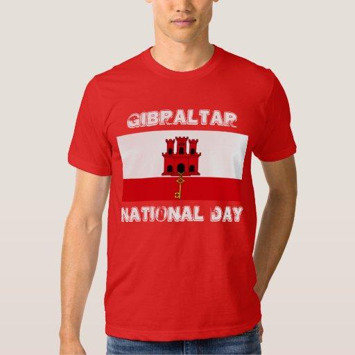 Diseño de la camiseta del día nacional de camisas