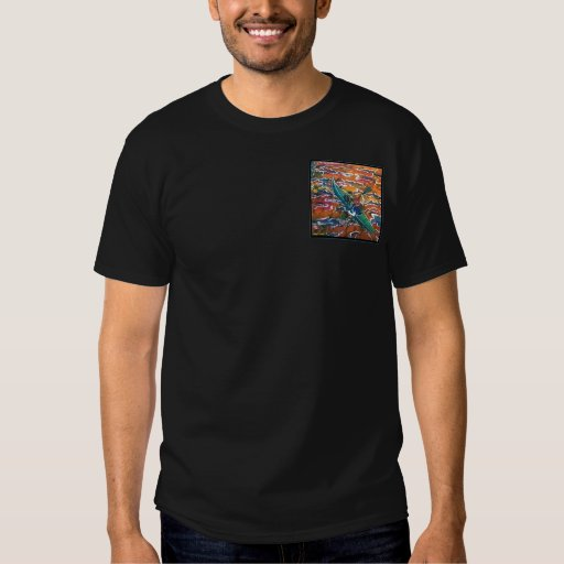DISEÑO de la camiseta del KAJAK PEQUEÑO Polera