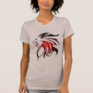diseño de la camiseta del león en memoria de Cecil