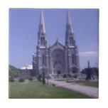 Diseño de la catedral tejas
