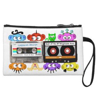 Diseño de la cinta de Peekaboo~Cassette del