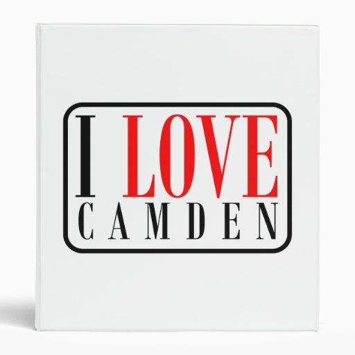 """Diseño de la ciudad de Camden, Alabama Carpeta 1"""""""
