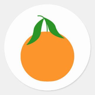 diseño de la clementina etiquetas