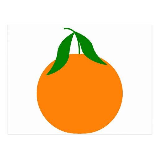 diseño de la clementina postales