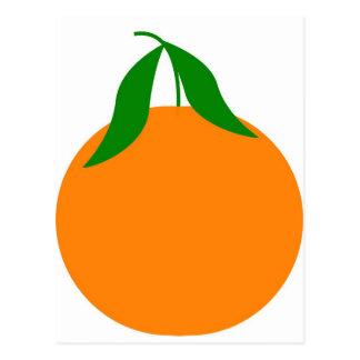 diseño de la clementina tarjeta postal
