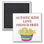 diseño de la conciencia del autismo qué niños autí imanes para frigoríficos