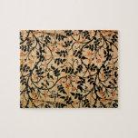 Diseño de la cortina del rastro del jazmín, 1868-7 rompecabeza