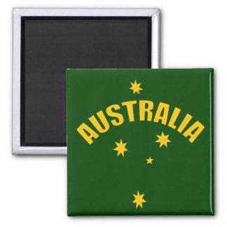 Diseño de la cruz del sur de Australia Imán De Frigorifico