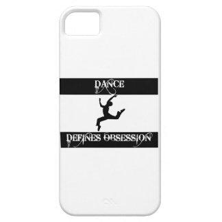 diseño de la danza iPhone 5 Case-Mate fundas