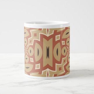 Diseño de la especia de la calabaza de otoño taza grande