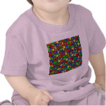 Diseño de la estrella camiseta