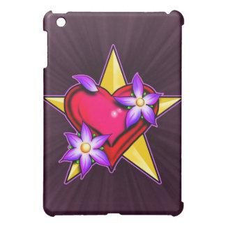 Diseño de la estrella del corazón