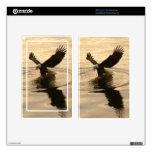 Diseño de la fauna de Eagle calvo para los Animal- Skin Para Kindle Fire