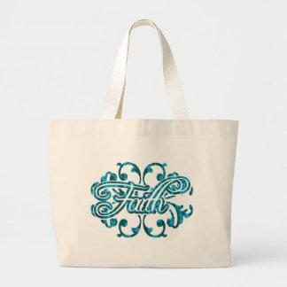 Diseño de la fe bolsas