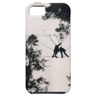 Diseño de la foto de Thrillseeker Funda Para iPhone 5 Tough