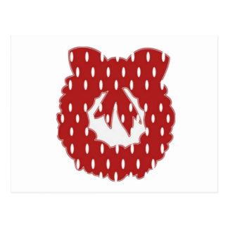 Diseño de la guirnalda de RedDot WhiteDot por Postal