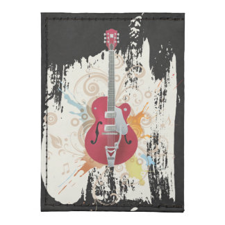 Diseño de la guitarra eléctrica tarjeteros tyvek®