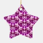 Diseño de la hoja floral de la lila ornamente de reyes