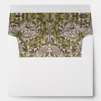 Diseño de la impresión de la materia textil de la  sobres