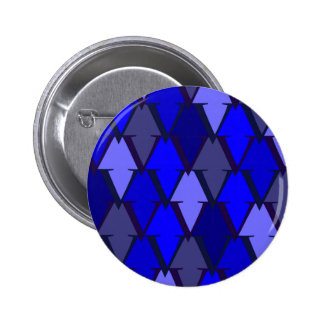 Diseño de la letra V Pin Redondo 5 Cm