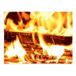 Diseño de la llama del fuego